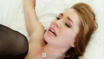Cum on chubby mature tits